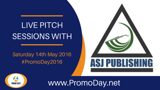 ASJ Publishing to Take Pitches During #PromoDay2016