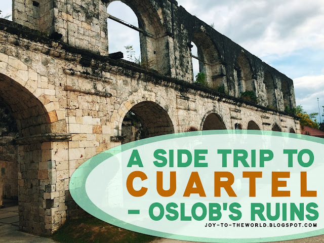 The Cuartel, Oslob, Cebu