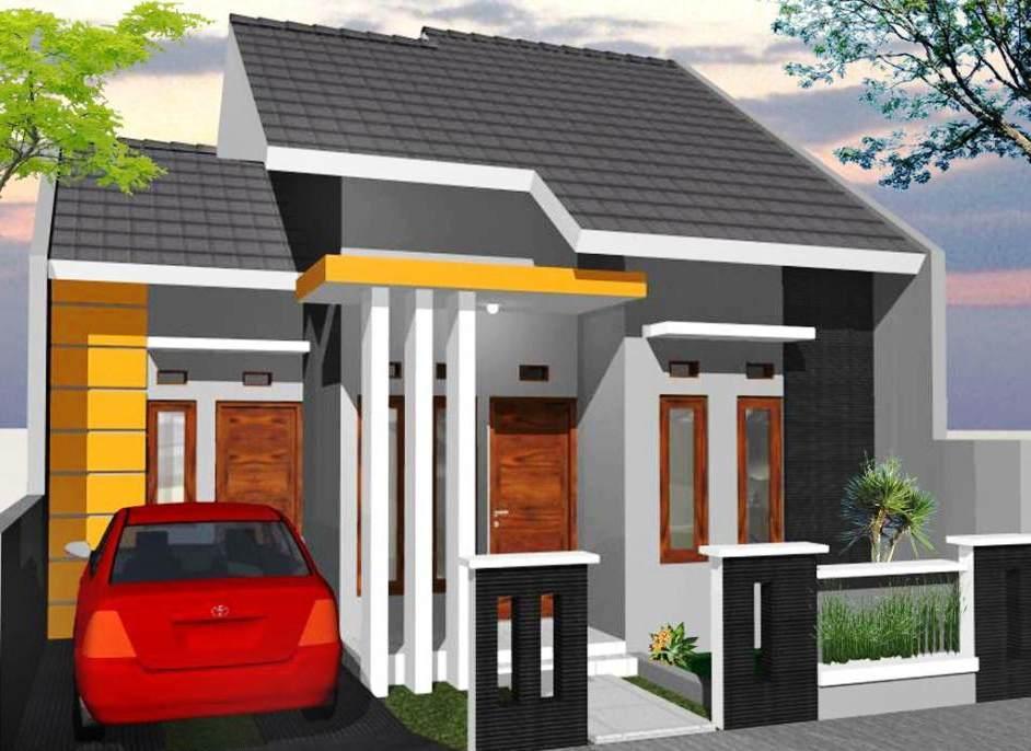 Rumah Minimalis Modern 1 Lantai Type 36, Inspirasi Terkini!