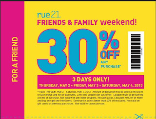 image about Rue 21 Printable Coupon referred to as 20 coupon rue 21 - Promotions dyson vacuum