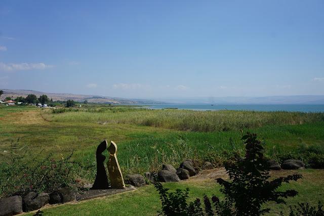 חוף גינוסר -כנרת