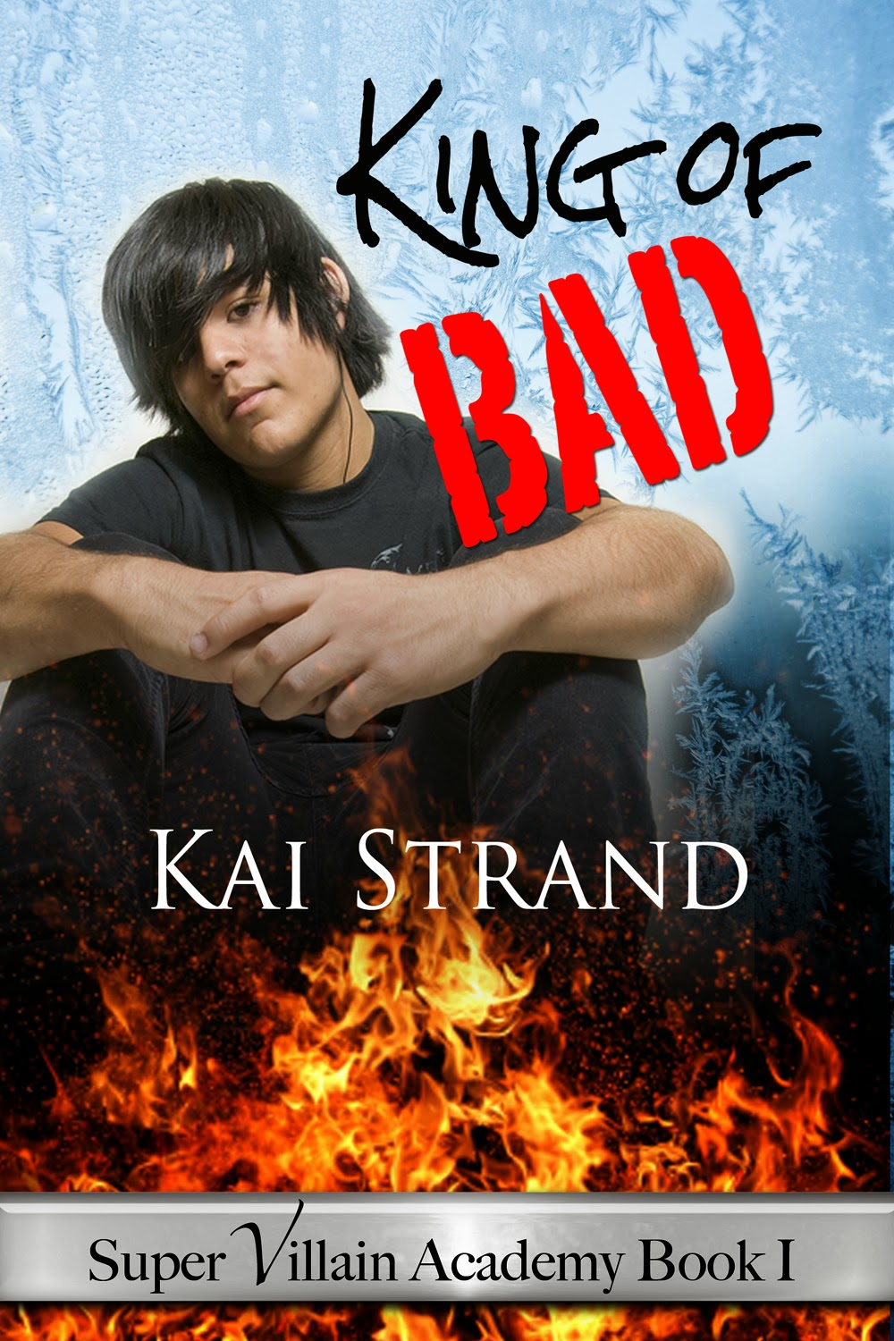 King Of Bad By Kai Strand Contemporary Fantasy Young Adult 174 Pages 35  Stars