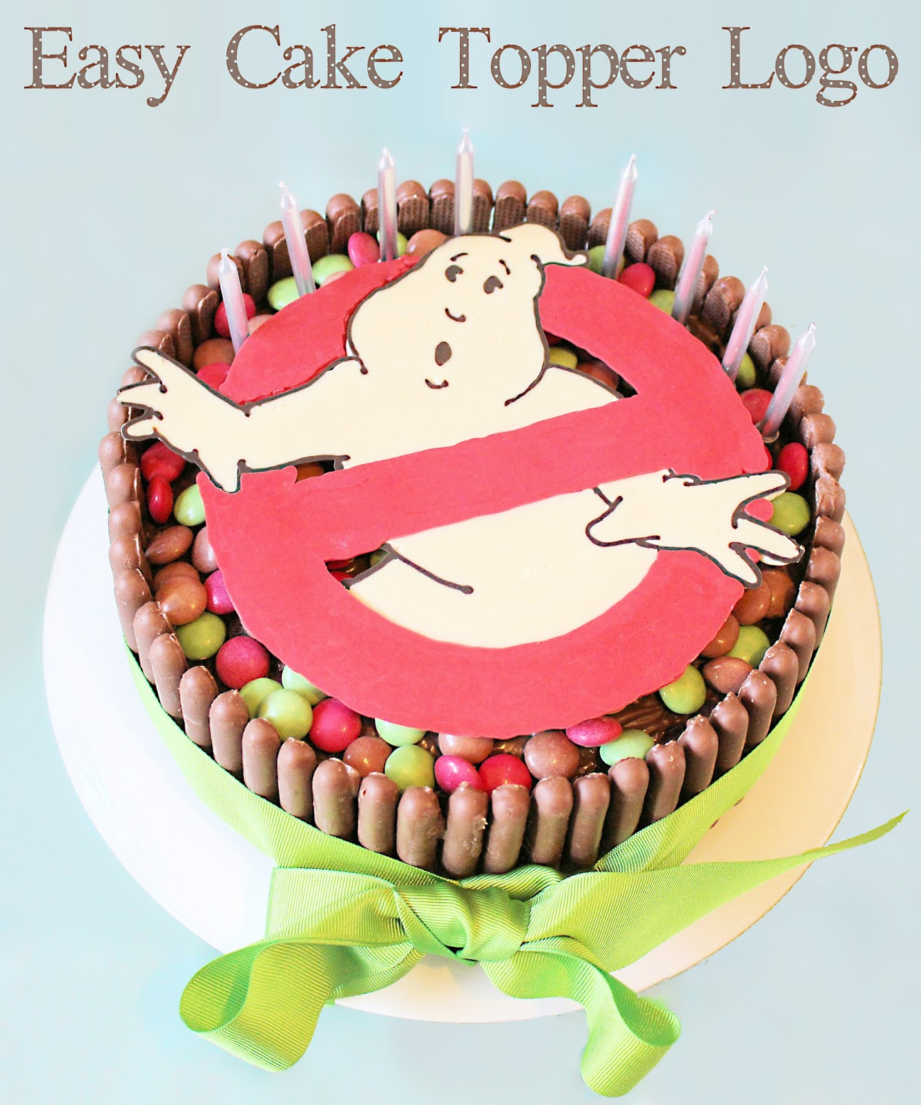 Ghostbusters Birthday Cake Craft me Happy Ghostbusters Birthday Cake