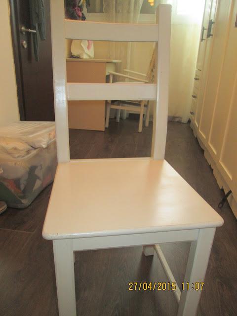 IMG 0007 - בניית ספסל משני כיסאות