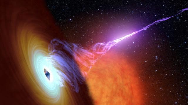 Descubren en la Vía Láctea un agujero negro que gira casi al máximo de la velocidad cósmica posible