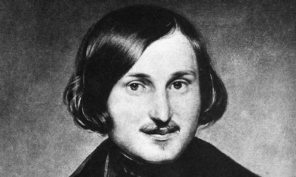 yazar Nikolay Vasilyeviç Gogol