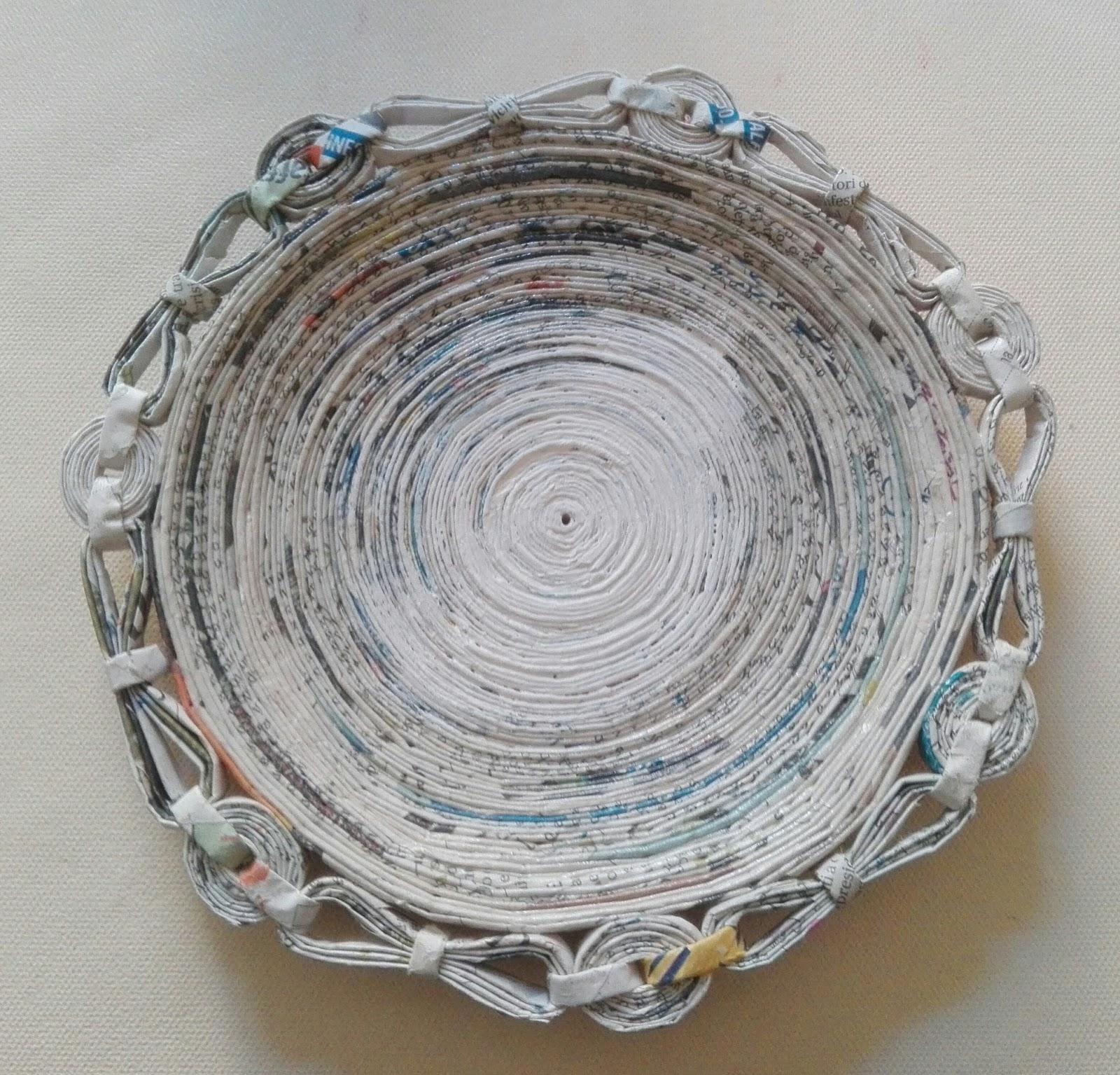 Ciotola con cannucce di carta centomilaidee for Planimetrie con costi da costruire