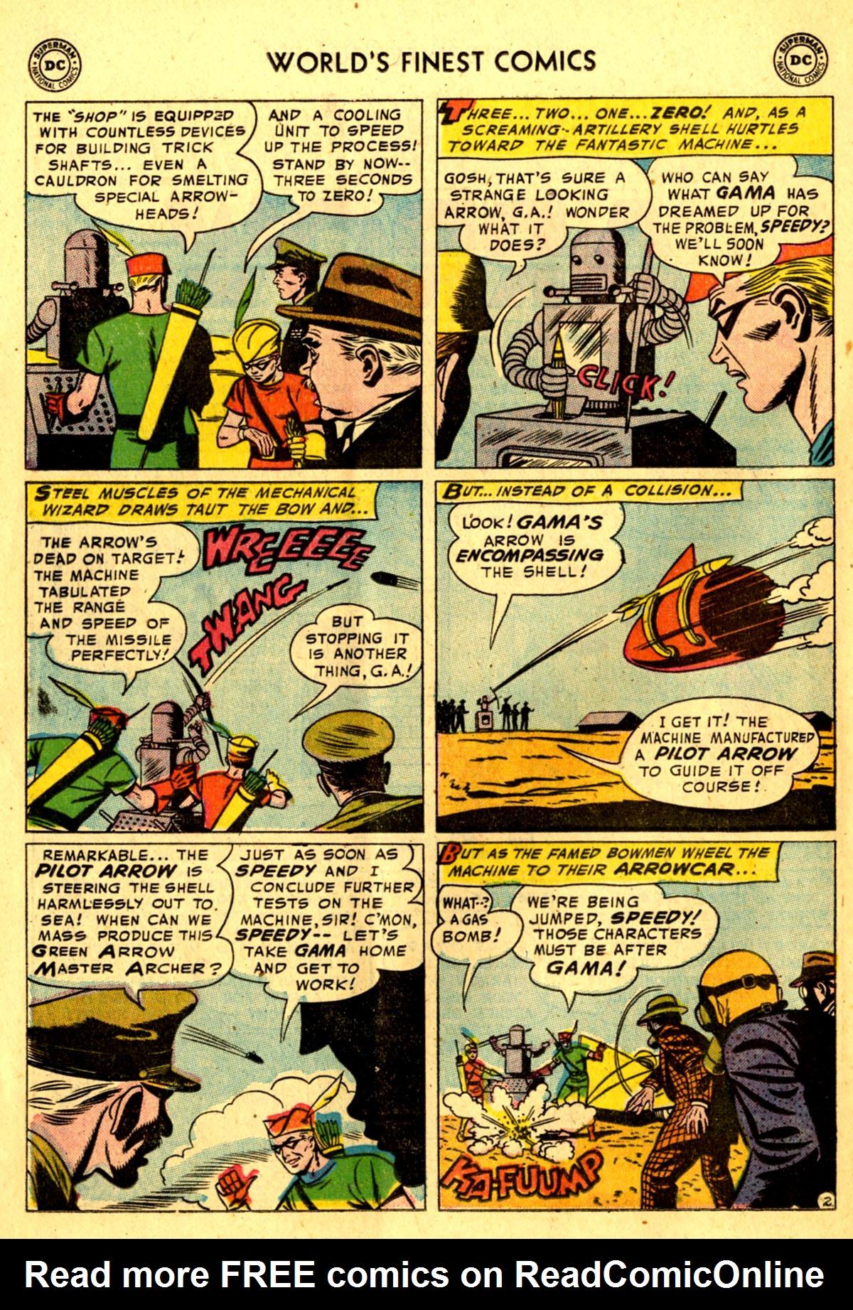 Read online World's Finest Comics comic -  Issue #76 - 20