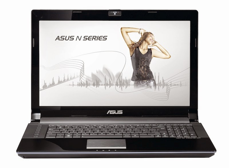 Asus n series laptop : Pizza in larkspur