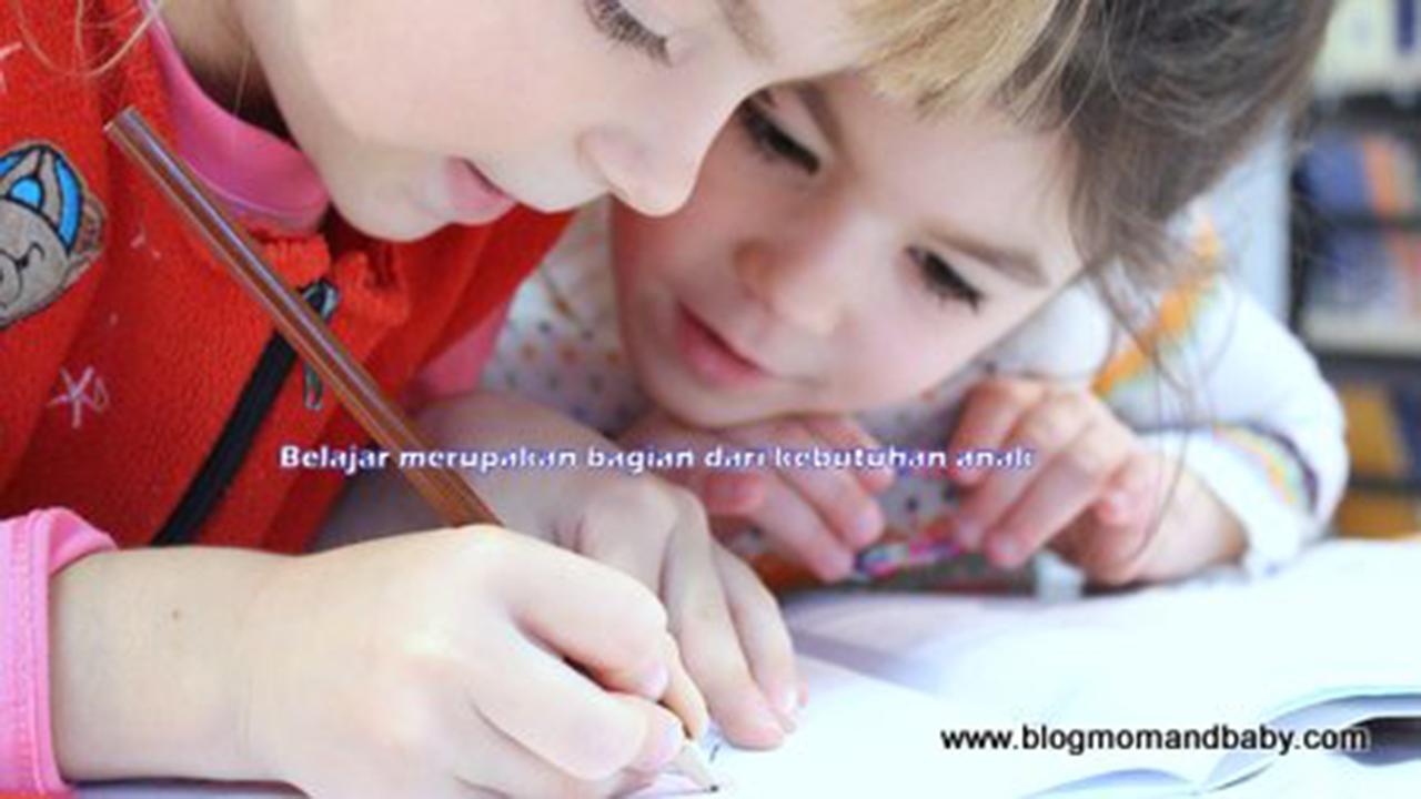 Cara Meningkatkan Belajar Anak