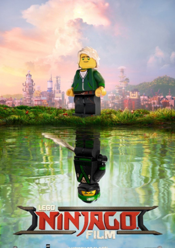 The LEGO Ninjago Movie [2017] [DVDR] [NTSC] [Latino]
