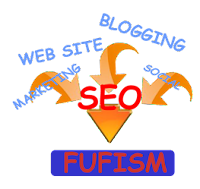 FUFISM is a marketing philosophy where SEO and SOCIAL MEDIA are married, and work as a team to manage your online marketing.