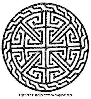 celtic christian art