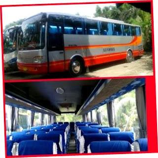 Harga Sewa Bus Pariwisata Termurah Di Jakarta