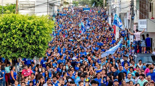 Eleições 2016: Thiago Nunes inaugura seu comitê de campanha em Agrestina.