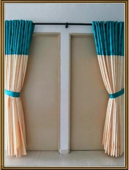 Order Dari Customer Di Penang Untuk Keseluruhan Rumah Design Combine 2 Warna Macam Dalam Gambar Contoh D