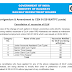 RRB NTPC 2019 Corrigendum & Amendment (Cancellation of Vacancies)