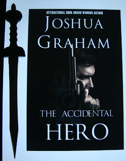 Portada del libro The Accidental Hero, de Joshua Graham