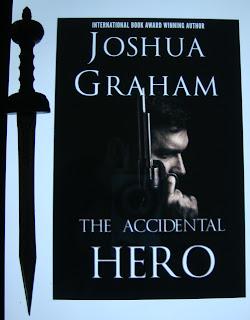 Portada del libro The Accidental Hero, de Joshua Graham