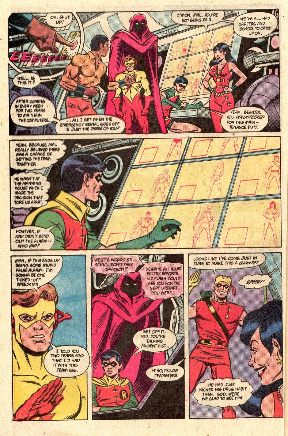 Read online Secret Origins (1986) comic -  Issue # _Annual 3 - 26