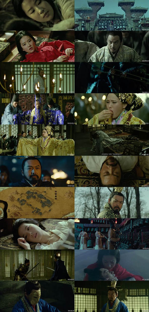 The Assassins 2012 Hindi Dual Audio BRRip 480p 300MB Screenshot
