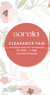 Sorella Clearance Fair 2017