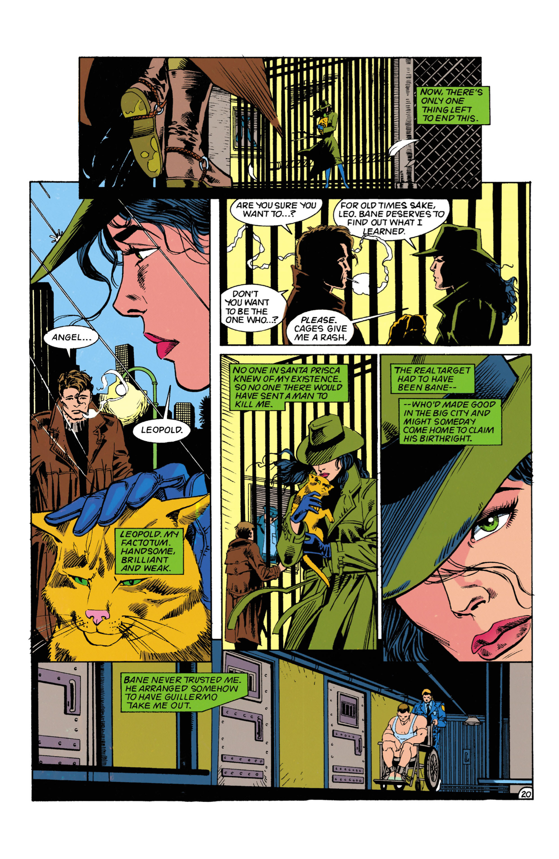 Catwoman (1993) Issue #4 #9 - English 21