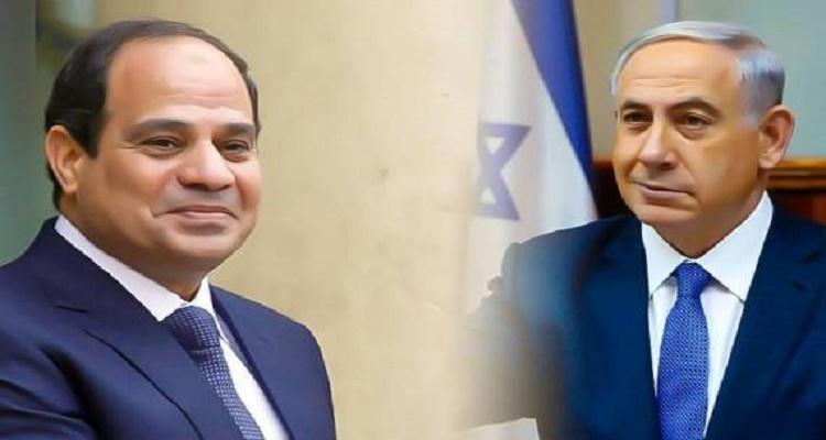 السبب الحقيقي لزيارة وزير الخارجية المصري لإسرائل لأول مرة  منذ 9 سنوات