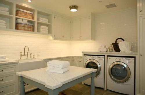 lavanderia branca