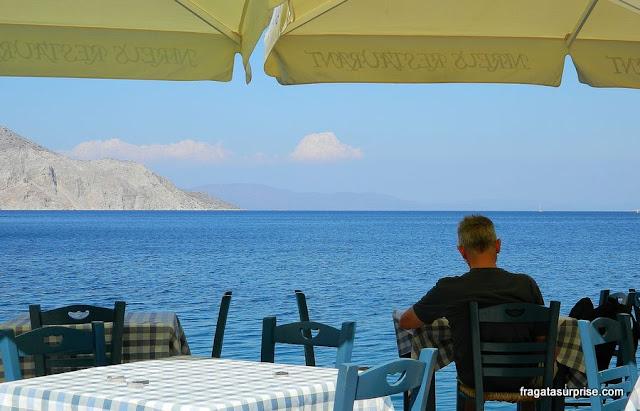 Ilha de Sými, Grécia