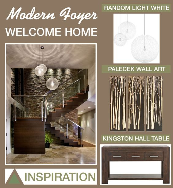 Welcome Home - The Modern Foyer www.toyastales.blogspot.com #ToyasTales