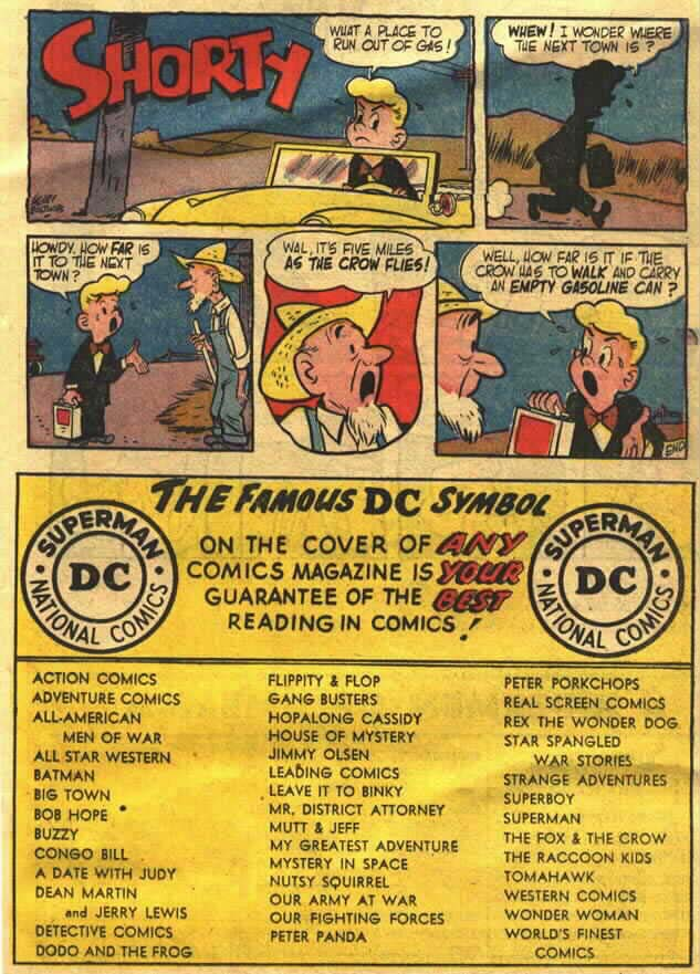 Read online Action Comics (1938) comic -  Issue #202 - 23
