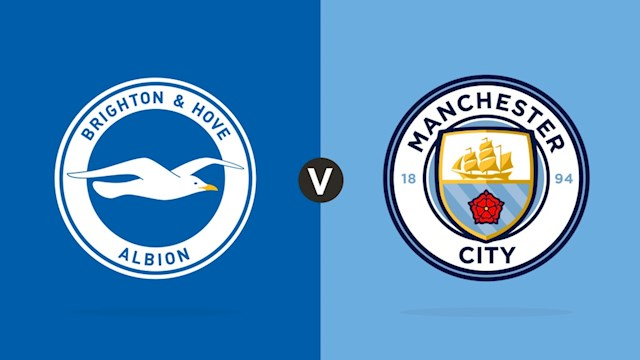 BRIGHTON VS MANCHESTER CITY HIGHLIGHTS AND FULL MATCH