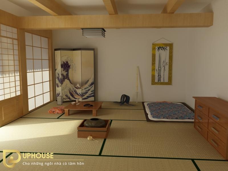 Phòng ngủ tối giản đẹp 11