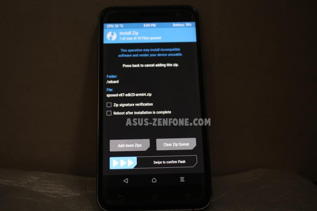 Asus K013 Raw Firmware