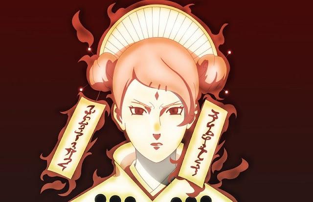 mito adalah jinchuuriki kyubi pertama