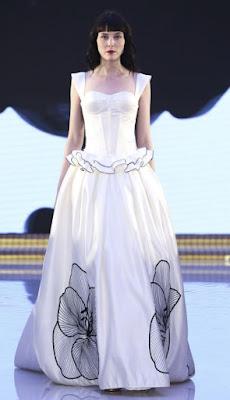 Source: Arab Fashion Week. Aram by Arwa Al Ammari.