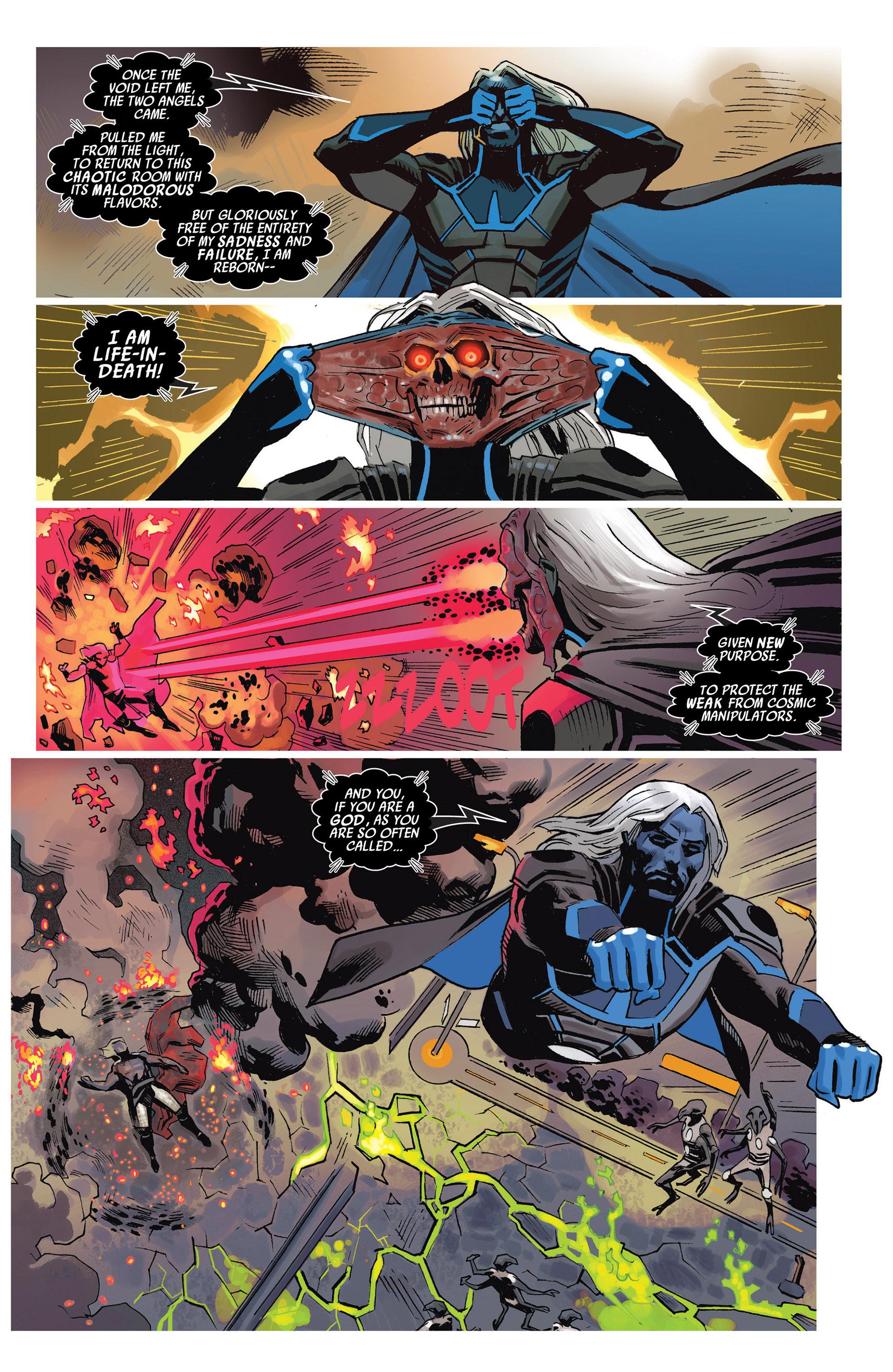 Read online Uncanny Avengers (2012) comic -  Issue #11 - 19