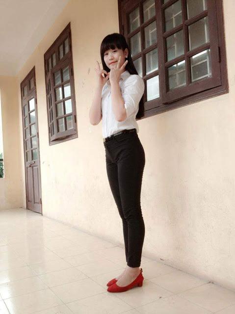 Em gái Đặng Linh Ngọc