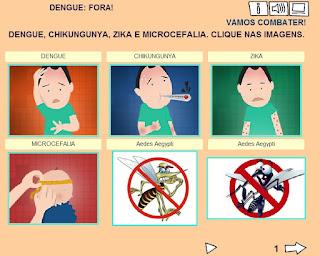 Dengue: Aprender para Combater!