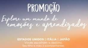 Cadastrar Promoção Escola da Inteligência 2018 Viagem Estados Unidos Japão Itália