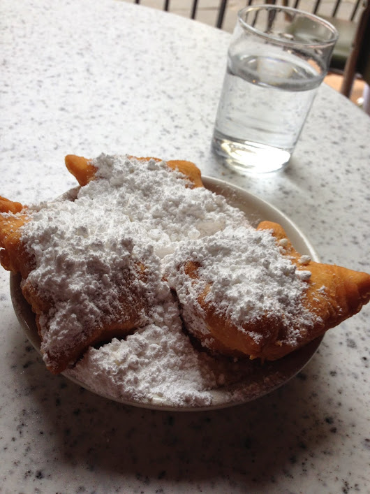 New Orleans Part 1: The Food - Light, Laughter and A Little Magic