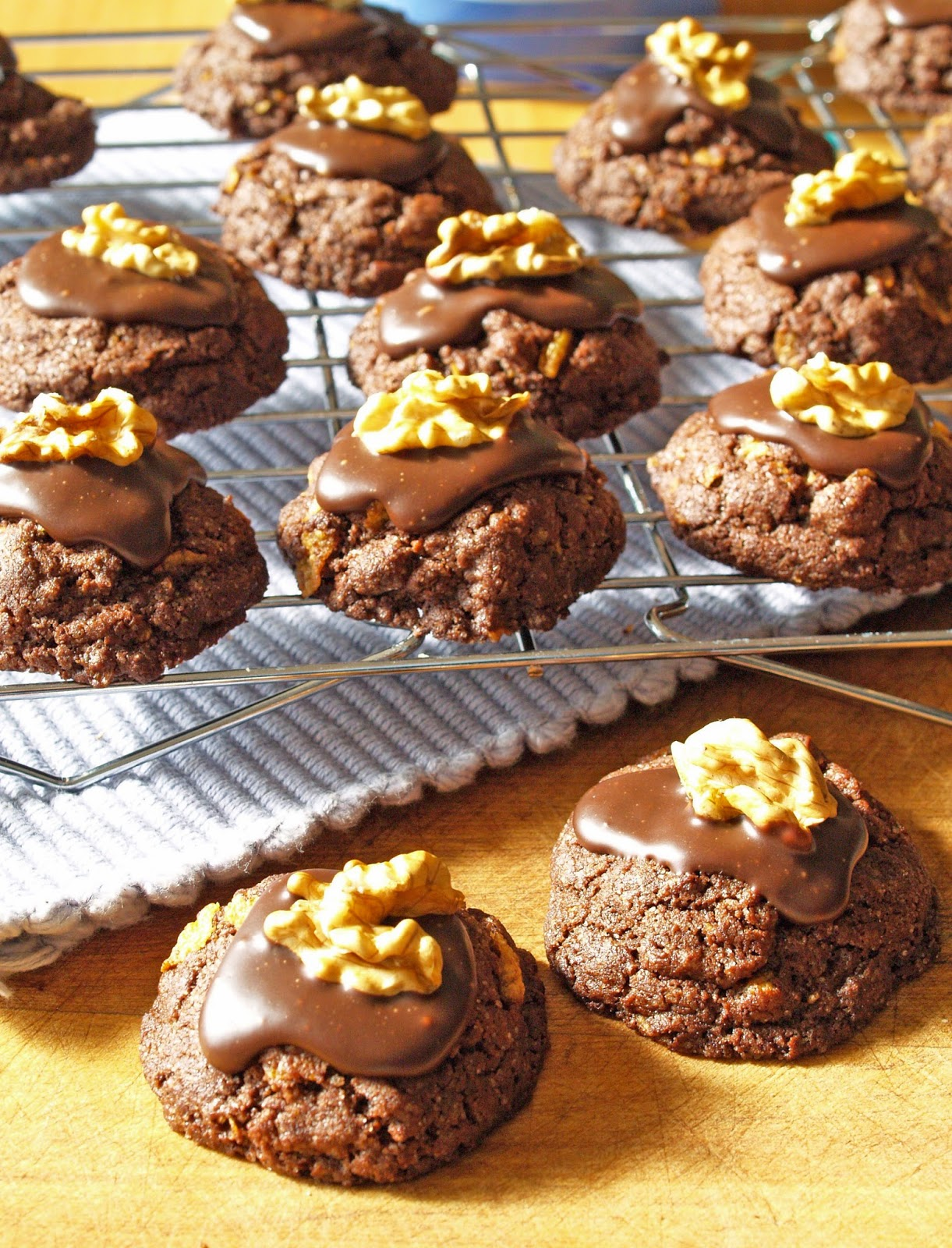 Simon Holst Everyday Easy Cooking Alison S Chocolate Crunchies Afghan Biscuits