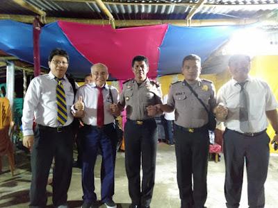 KDP3 GPdI Sulut Gelar Pelayanan KKR Sitaro