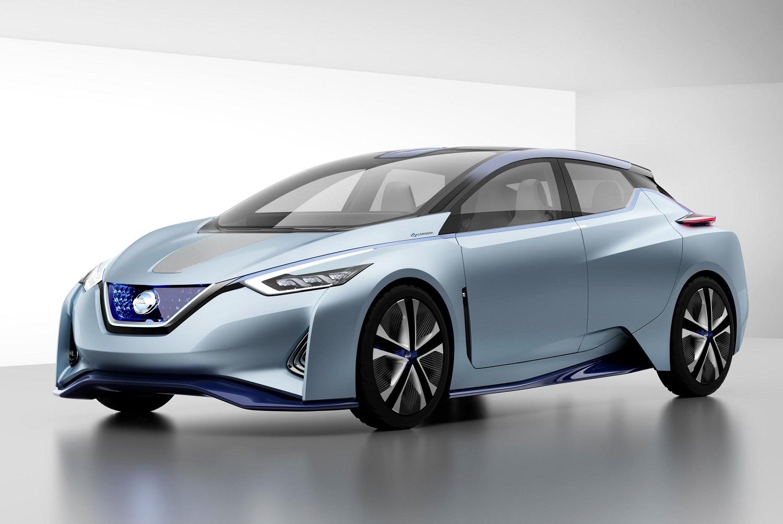 Nissan Leaf Latest Electric Car 2018