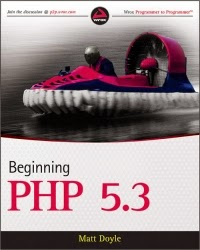 Beginning PHP 5.3 Free Download Pdf Book