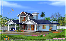 Kerala Model House Plans
