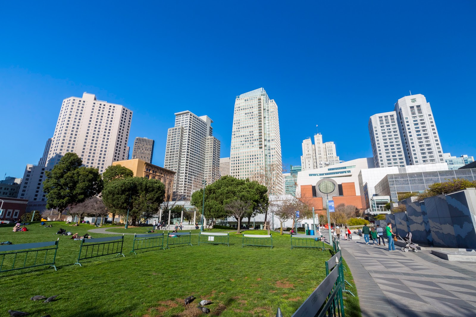 Naturetastic Blog Yerba Buena Gardens Market St Chinatown San Francisco Ca Part 2