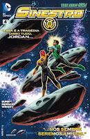 Os Novos 52! Sinestro #4
