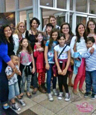 Mães Blogueiras na Pré-estreia do Filme A Lenda de OZ